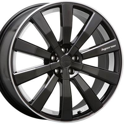 ホイール: MLJ HYPERION FIX ホイールサイズ: 7.0J-18 タイヤ銘柄: BRIDGESTONE REGNO GRVII タイヤサイズ: 225/55R18 タイヤ&ホイール4本セット【18インチ】