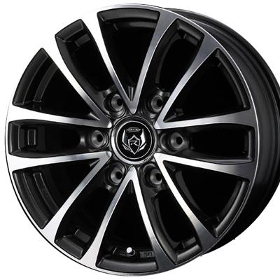 ホイール: weds RIZLEY JP-H ホイールサイズ: 6.0J-15 タイヤ銘柄: TOYO H20(ホワイトレター) タイヤサイズ: 195/80R15 107/105L タイヤ&ホイール4本セット【15インチ】