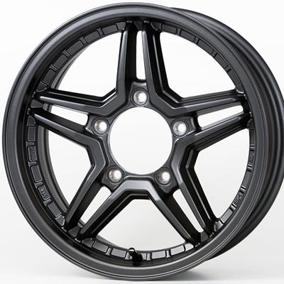 ホイール: JAOS EXCEL JX3 ホイールサイズ: 5.5J-16 タイヤ銘柄: MAXXIS CREEPY CRAWLER M8090 タイヤサイズ: 7.00R16 タイヤ&ホイール4本セット【16インチ】