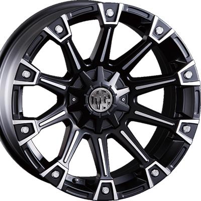 ホイール: CRIMSON MG MONSTER ホイールサイズ: 7.0J-16 タイヤ銘柄: TOYO TIRES OPEN COUNTRY A/T plus タイヤサイズ: 215/70R16 タイヤ&ホイール4本セット【16インチ】