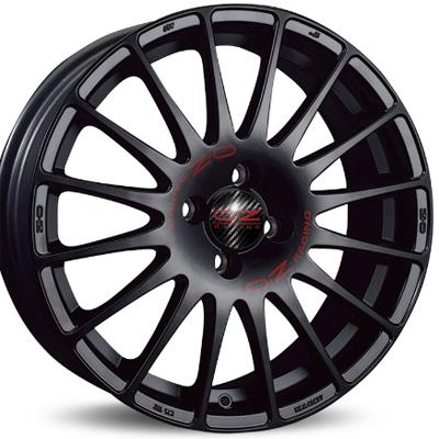 ホイール: OZ RACING Superturismo-GT ホイールサイズ: 7.0J-17 タイヤ銘柄: DUNLOP SP SPORT MAXX 050+ タイヤサイズ: 205/45R17 タイヤ&ホイール4本セット【17インチ】