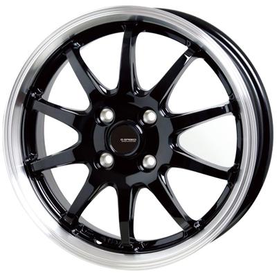 ホイール: HOTSTUFF G.speed P-04 ホイールサイズ: 7.0J-17 タイヤ銘柄: HANKOOK VENTUS V12 evo2 K120 タイヤサイズ: 205/45R17タイヤ&ホイール4本セット【17インチ】