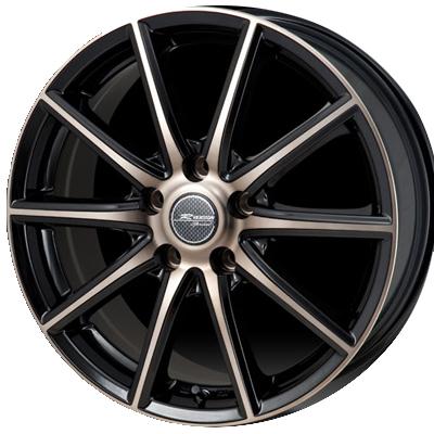 ホイール: MONZA R-VERSION Sprint ホイールサイズ: 7.0J-17 タイヤ銘柄: DUNLOP GRANDTREK PT3 タイヤサイズ: 225/60R17 タイヤ&ホイール4本セット【17インチ】
