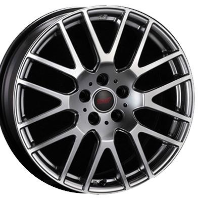 ホイール: スバル純正 STI ホイールサイズ: 8.0J-19 タイヤ銘柄: FALKEN AZENIS FK510 タイヤサイズ: 245/35R19 タイヤ&ホイール4本セット【19インチ】