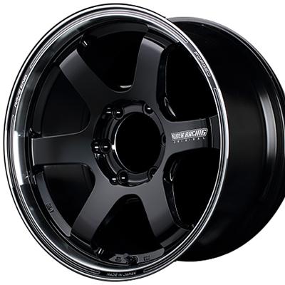 ホイール: RAYS VOLK RACING TE37SB tourer ホイールサイズ: 6.5J-17 タイヤ銘柄: BRIDGESTONE GL-R タイヤサイズ: 215/60R17 109R タイヤ&ホイール4本セット【17インチ】
