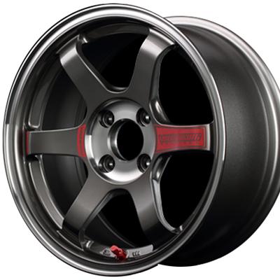 ホイール RAYS VOLKRACING TE37 SONIC SL ホイールサイズ 5.5J-16 タイヤ銘柄 DUNLOP LE MANS-V タイヤサイズ 175 60R16 タイヤ&ホイール4本セット 16インチ