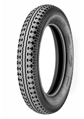MICHELIN DOUBLE RIVET 6.50/7.00X20 TT 【6.50/7.00-20】 【新品Tire】ミシュラン タイヤ ダブルリベット