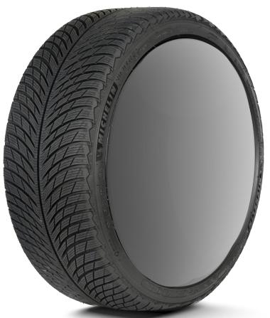 メルセデスベンツ AMG GLA45(X156)用 タイヤ銘柄: ミシュラン パイロット アルペン5 タイヤサイズ: 235/45R19 ホイール: アルミホィール ウィンタータイヤ&ホイール4本セット【19インチ】
