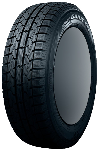 ボルボ V60(ZB420)用 タイヤ銘柄: トーヨー OBSERVE ガリット GIZ タイヤサイズ: 225/50R17 ホイール: アルミホィール スタッドレスタイヤ&ホイール4本セット【17インチ】