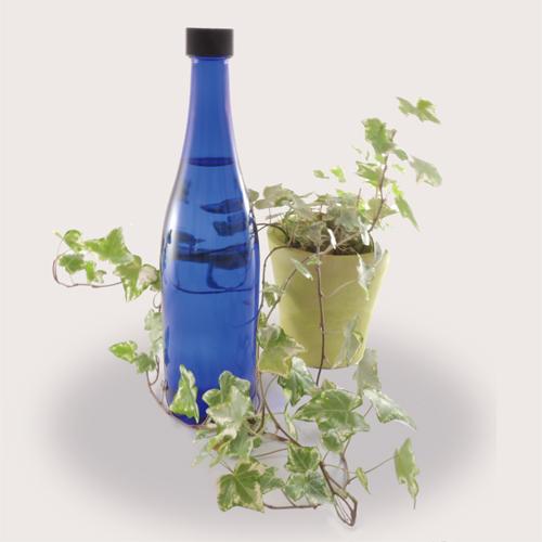 飲用 料理 お気にいる 洗顔 植栽 ペットの飲料水に 簡単にブルーソーラーウォーターを作れる ブルーソーラーボトル 1本 を作れる を利用して作られた浄水 ブルーボトル 市販 ブルーソーラーウォーター 青い瓶 720ml