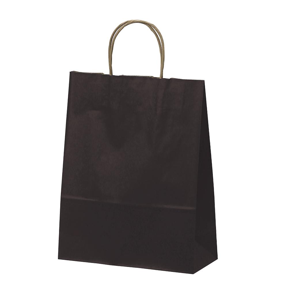 紙袋 手提げ T-X カラー カカオ 用途を選ばない手頃なサイズ 店舗資材に最適お得な大容量50枚入りシンプルな未晒紙を使用 カラーカカオ シンプルな無地で幅広いご用途に いよいよ人気ブランド 日本製 A-4が入る 業務用50枚入り 紙手提げ袋 260×110×330