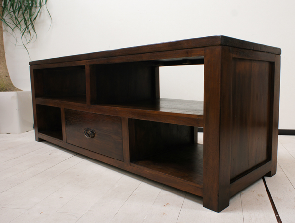 Perfect Yayapapus | Rakuten Global Market: Asian Home Furniture Bali ♪ Teak Pantes  TV Stand (dark Brown) ♪ Tv Rack TV Stand Lowboard Cheap Wooden Teak
