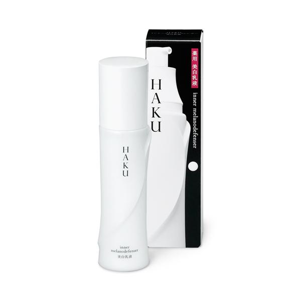 うるおいの効果で肌の生まれ変わりをサポートする 巡 美白乳液 資生堂認定オンラインショップ 資生堂 商品 haku インナーメラノディフェンサー HAKU 認定ショップ ハク 定番から日本未入荷