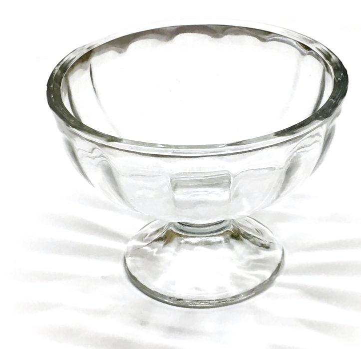DELI アイスクリームカップ、かき氷カップ_ベーシック-ガラス製1箱48個入り、厨房卸問屋価格【あす楽_土曜営業】