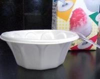 食べやすい皿状 かき氷カップ100個-皿型容器-カキ氷コップ 【あす楽_土曜営業】