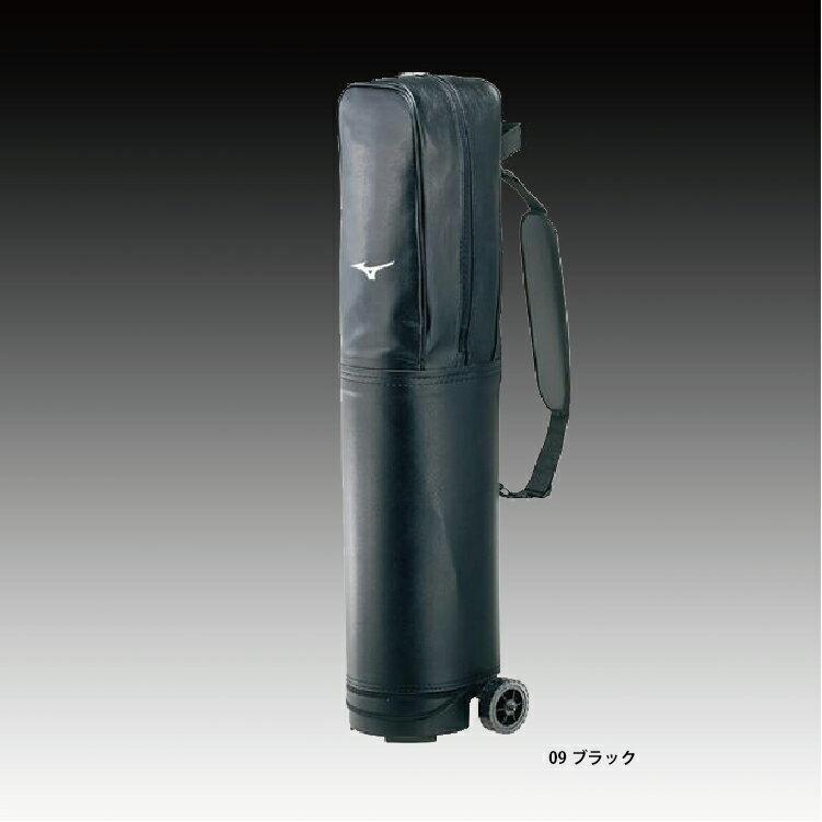 ミズノ バットケース 10本入れ キャスター付き (1FJT602009)