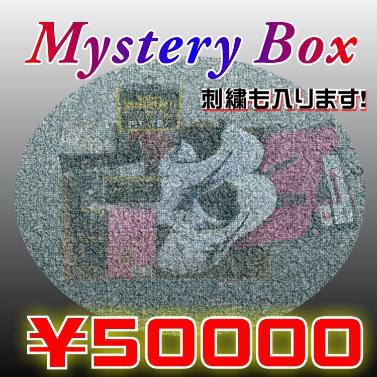 【送料無料】 ミステリーボックス 5万 刺繍サービス