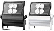 美vid レディオック フラッド ネオLED投光器 100W白色タイプ 超広角タイプ (4200K相当)LED・電源ユニット込みECF1085VW/SA1/2/2.4
