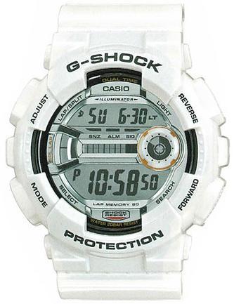 G-SHOCKジーショックGD-110-7JFカシオCASIOLスペックL-SPEC/Gショック《送料無料》/腕時計WATCH/ウェアアパレル/SURFIN SURF サーフ サーフィン 便利