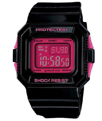 G-SHOCK mini (ジーショックミニ) GMN-550-1BJR カシオCASIO/Gショック《郵送ならば送料無料-代引き決済不可》腕時計 アイホンアイフォンアイポッド Gショック 腕時計 サーフィン 修理 ペア おすすめ コラボ メンズ レディース メタル 電池交換 カーボン MINI bluetooth