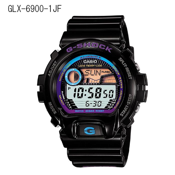 ジーショック (G-SHOCK) ジーライド G-LIDE カシオCASIO/GLX-6900-1JF GLX-6900-7JF 郵送指定で送料無料-代引決済不可 Gショック 腕時計 サーフィン 修理 ペア おすすめ コラボ メンズ レディース メタル 電池交換 カーボン MINI bluetooth