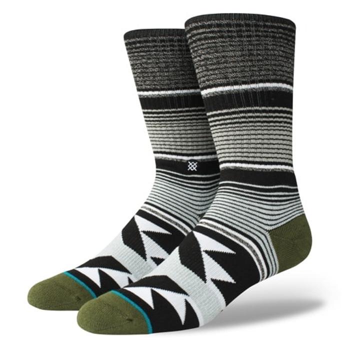STANCE Socken Crew OG Foundation Kollektion black M556D17OGG-BLK