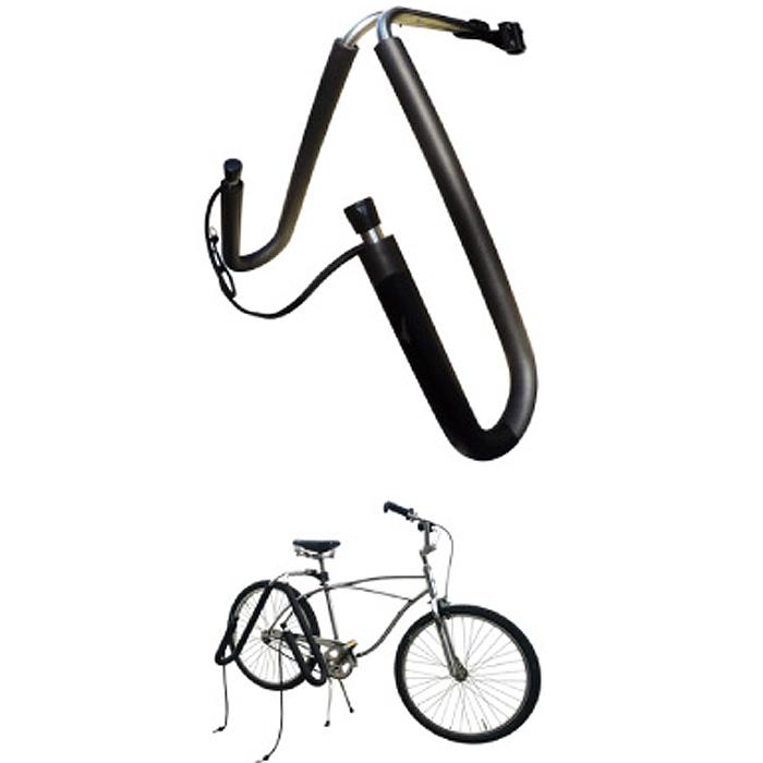 実は私も使っています 簡単です 今すぐ誰でも イージー 自転車用サーフボードキャリアセット 正規品送料無料 CAPキャップ EZ BICYCLE 海辺在住必需品に鍵 自転車シートポスト25mmから32mmに対応