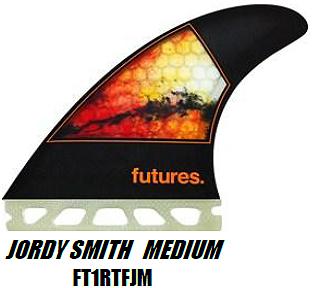 日本初の フューチャーフィンシステム(FUTURE FINS) FINS) JORDY SMITH JORDY SMITH MEDIUM ジョーディジョディースミスミディアム 3本セット