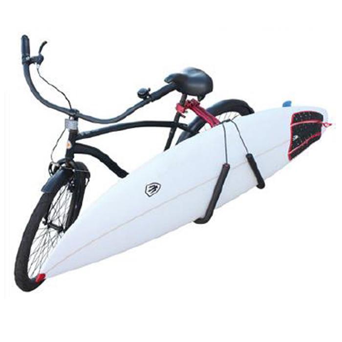 自転車用サーフボードキャリアセット (FAR-KING ファーキング) BICYCLE SIRFIN SURFBOARD CARRIER