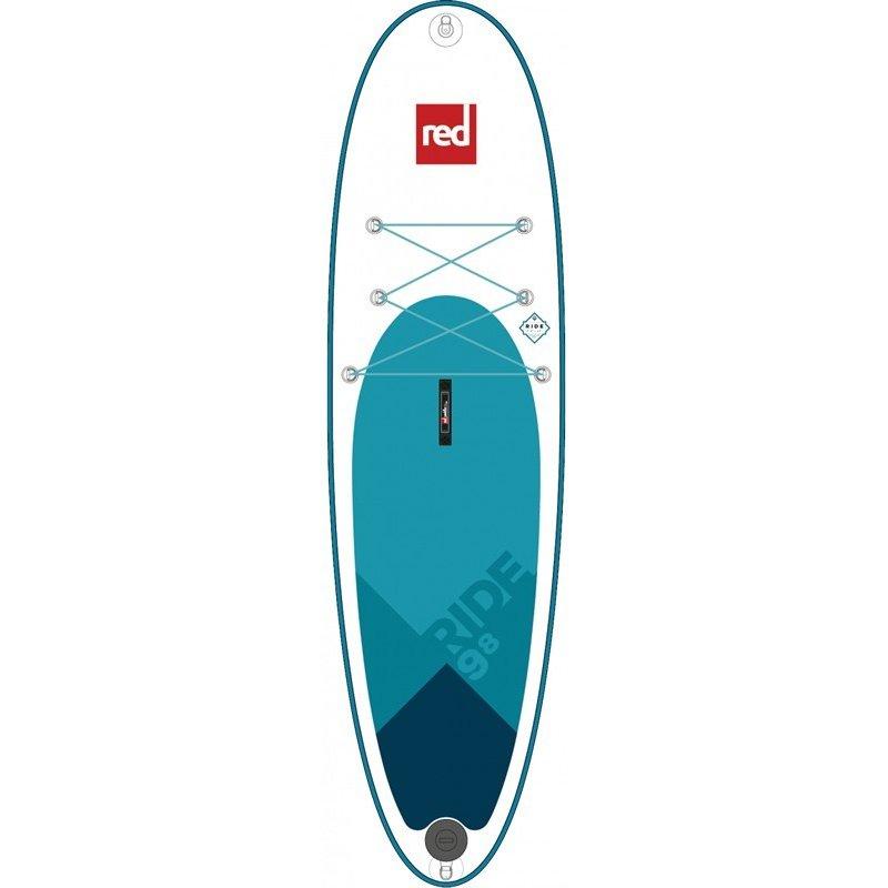 Red Paddle(レッドパドル サップ)インフレータブルSUPボード 9'8
