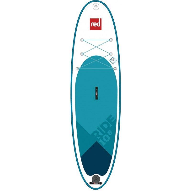持ち運び楽々の折りたたみ式 Red Paddle レッドパドル サップ インフレータブルSUPボード 10'8