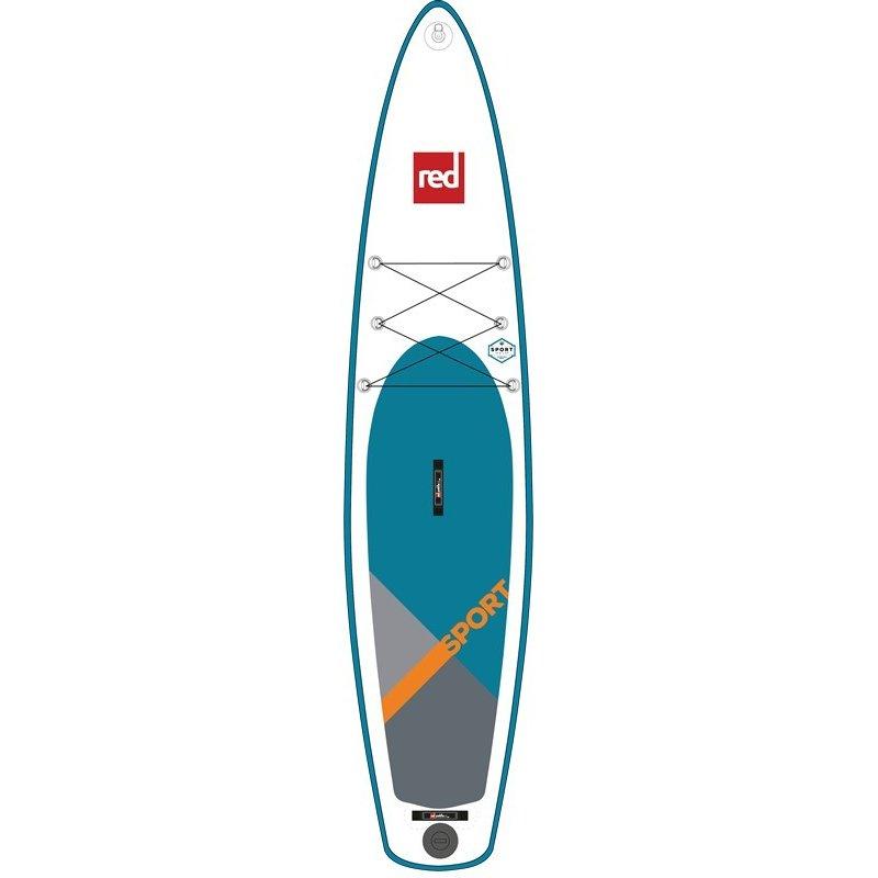 Red Paddle(レッドパドル サップ)インフレータブルSUPボードスポーツ 12'6