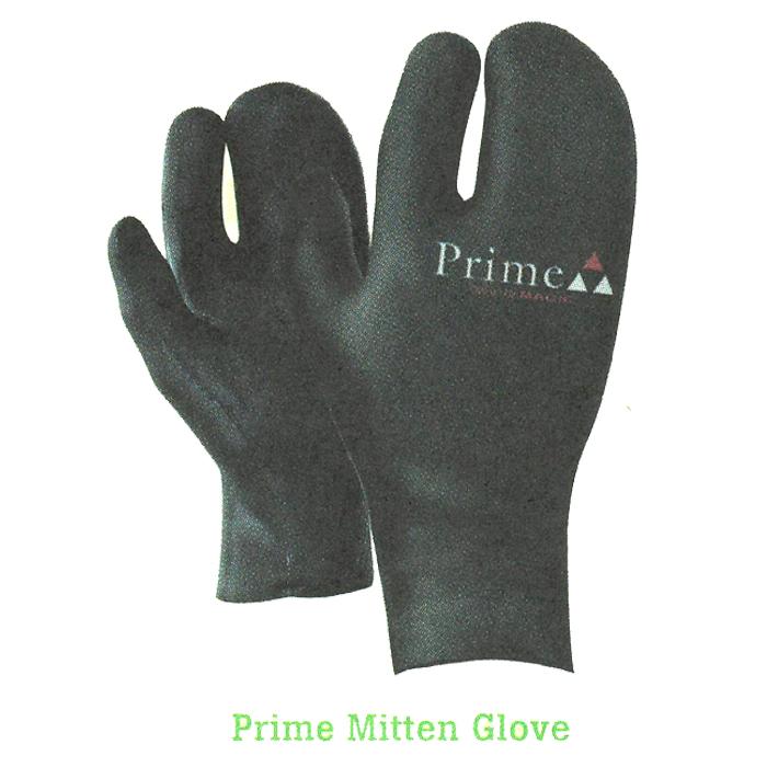 ウインター WINTER マジック MAGIC SALE開催中 プライムサーフミトン4mm 格安 3本指PRIME ウェットスーツはbewet社セミドライビーウェット社製品 WINTER