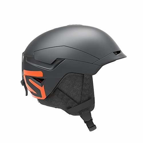 SALOMON(サロモン) スキー ヘルメット QUEST ACCESS (クエスト アクセス) L40838600 Beluga/NEON RED M 5659