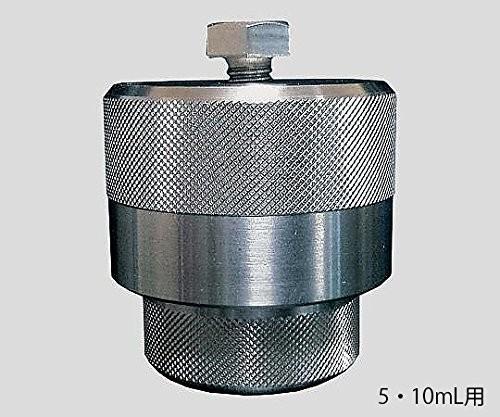 アズワン PTFEルツボ用ステンレスジャケット 75・100mL用 (1個入り) /7-636-23