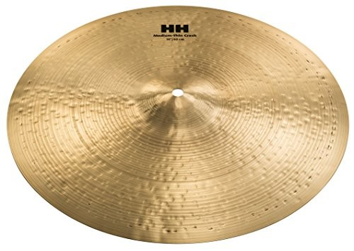 【ポイント5倍】SABIAN (HH) MEDIUM THIN CRASH HH-16MTC