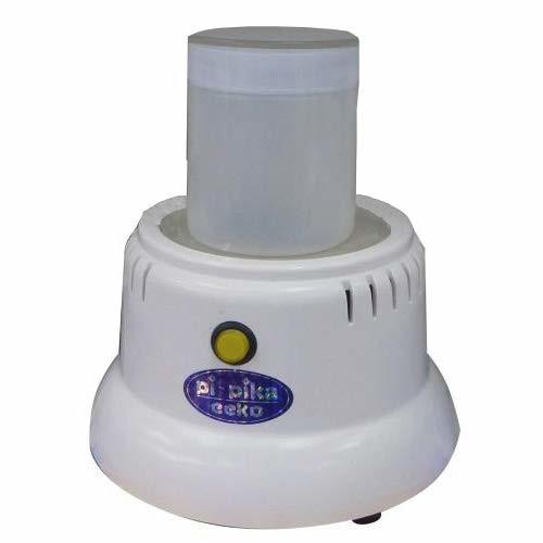 鈴峯(SUZUHO) 磁気バレル研磨機 ぴーぴか SPM-E2 宝飾加工用研磨機 アクリル容器、コンパウンド、ステンレスワイヤーピン