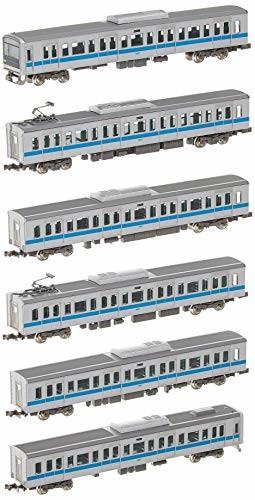 【ポイント5倍】グリーンマックス Nゲージ 小田急3000形1次車 3251編成 ・ 2段電連化改造後 6両編成セット 動力付き 30701 鉄道模型 電車