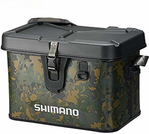 シマノ(SHIMANO) 釣りバッグ タックルボートバッグ(ハードタイプ) ホワイト 27L BK-001Q 釣り バッグ