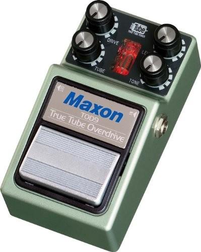 Maxon ギターエフェクター Tube Overdrive TOD9