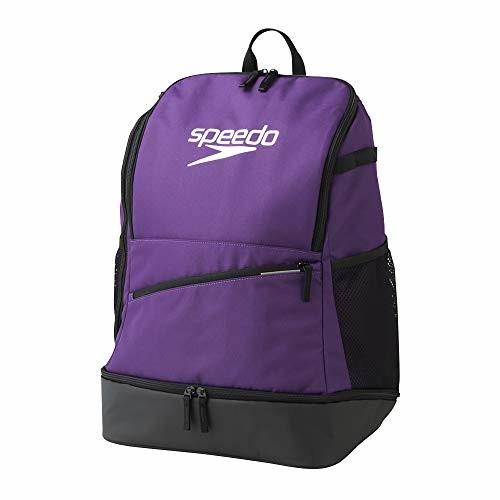 Speedo(スピード) バッグ エフエス パック スタック 30L プール 水泳 デイリー トレーニング SE22013 ヴァイオレット VI
