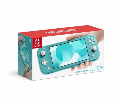 【ポイント5倍】Nintendo Switch Lite ターコイズ