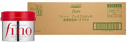 【ポイント5倍】 フィーノ プレミアムタッチ 浸透美容液ヘアマスク 230g×36個