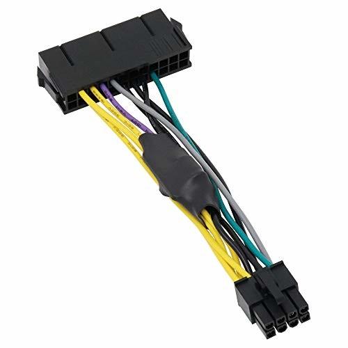 商品コード:21038312341 メーカー公式ショップ アイネックス 激安通販販売 Dell用ATX電源変換ケーブル 8ピン用 WAX-24DL8