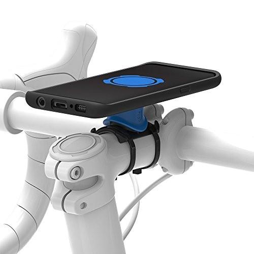 QUAD LOCK(クアッド ロック) 自転車 バイク キット - Samsung Galaxy S8用 QLK-BKE-GS8