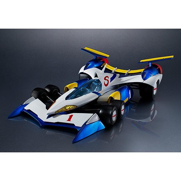 【2021年6月予約】 ヴァリアブルアクション Hi-SPEC 新世紀GPXサイバーフォーミュラ11 スーパーアスラーダ AKF-11  塗装済み完成品〔メガハウス〕(200704予約開始)