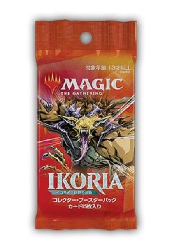 マジック:ザ・ギャザリング イコリア:巨獣の棲処 日本語版 コレクター・ブースターパック 12パック入BOX