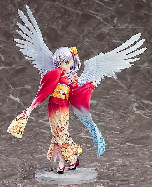 【2019年8月予約】 『Angel Beats!』立華かなで 晴れ着Ver. 1/8塗装済み完成品〔グッドスマイルカンパニー〕(180705予約開始)