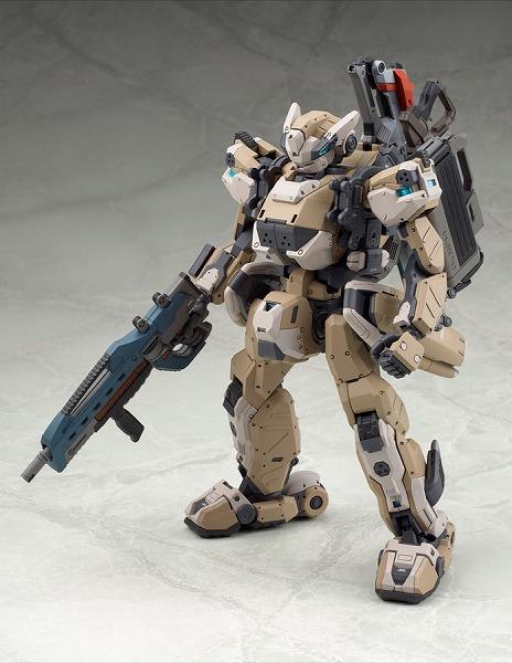 『ボーダーブレイク』ボーダーブレイク クーガーNX 強襲兵装 初回特典付き 1/35プラモデル〔アルター〕