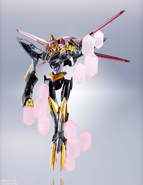 【2020年2月予約】 METAL ROBOT魂 <SIDE KMF> 蜃気楼 塗装済み完成品〔BANDAI SPIRITS〕(191004予約開始)